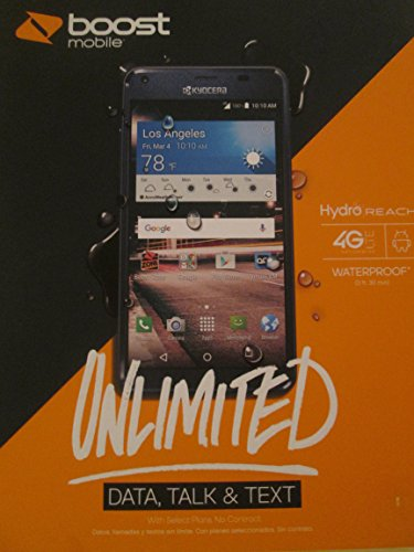 KYOCERA HYDRO REACH (BOOST MOBILE)