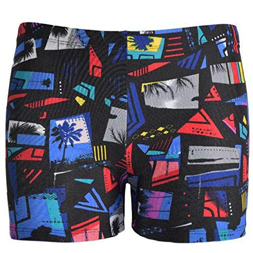 9876bbf9cdb CUSHY Quick-Drying Plus Size surf Beach Swim Trunks Male Mens ...