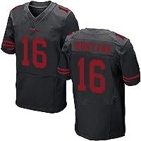NFL Camiseta Fútbol San Francisco Team 16# Montana Equipo Fútbol Training Jersey Uniformes