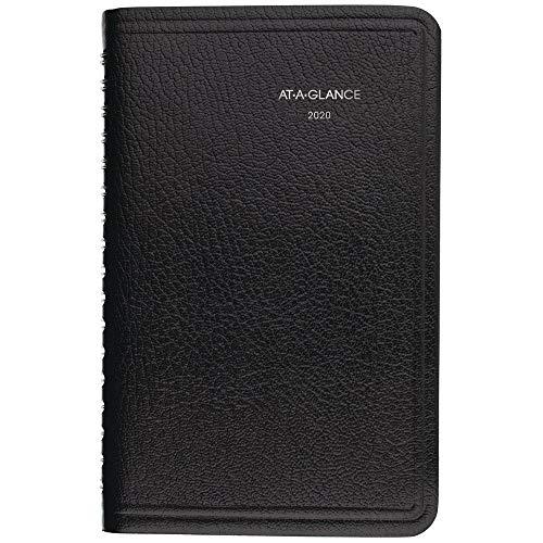AT-A-GLANCE 2020 Weekly Pocket Appointment Book/Planner, DayMinder, 3-1/2