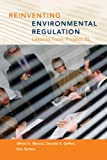 img - for Reinventing Environmental Regulation: Lessons from Project XL (Excellence & Leadership) book / textbook / text book