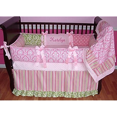 Modpeapod Ava Baby Breathable Bedding Set