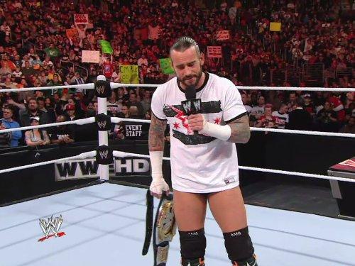 WWE Monday Night Raw - December 19,