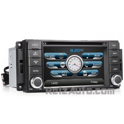 Zera Navigation In-dash Navigation Stereo GPS DVD CD MP3 AVI