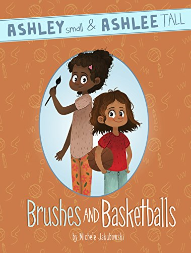 Ashley Brush (Brushes and Basketballs (Ashley Small and Ashlee)
