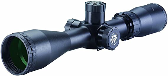 BSA 3-12X40 Sweet 17 Rifle Scope with Multi-Grain Turret