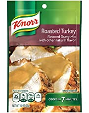 Knorr Roasted Turkey Gravy Mix, 1.2-Ounce (Pack of 12)
