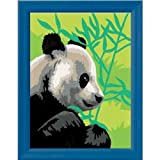 : Paint-by-Number: Panda Bear