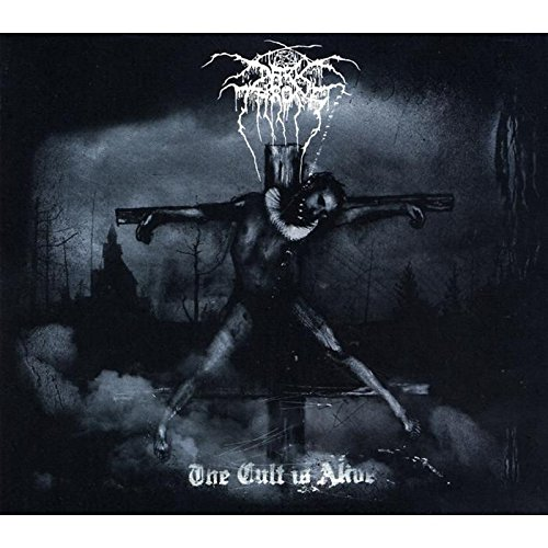 CD : Darkthrone - The Cult Is Alive (CD)