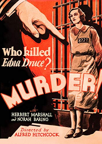 Amazon.com: Murder! (Special Edition): Herbert Marshall, Norah ...