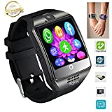 Smart Watch Touch Screen Bluetooth Smartwatch WristWatch Unlocked Watch Cell Phone with Camera Smart Watches for Android Samsung S8 S7 S6 Note 8 5 J7 Prime ASUS Motorola LG Huawei Men Women Boys Kids