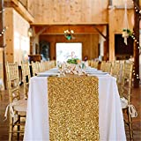 B-COOL High-Density Sequin Table Runner Elegant