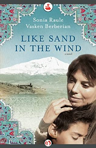 book cover of Like Sand in the Wind