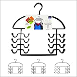 3 Women's Sport Tank Top, Cami, Bra, Strappy Dress, Bathing Suit, Closet Organizer Hangers