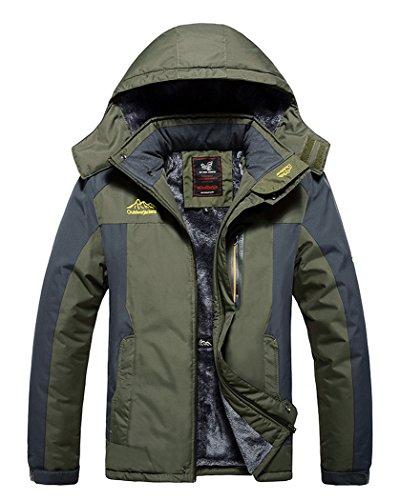 vcansion-mens-outdoor-waterproof-mountain-jacket-fleece-windproof-ski-jacket-army-green-2xl