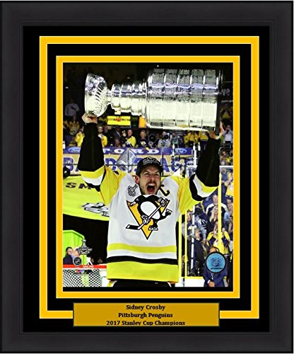 Penguins Sidney Crosby 2017 Stanley Cup 8