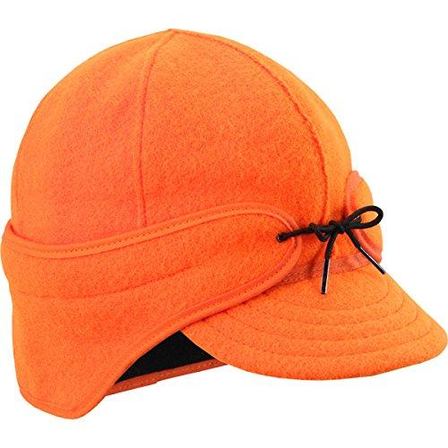 Stormy Kromer Men's Rancher Insulated Cap,Orange,7.375 ()
