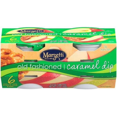 Caramel Apple Dip Cream Cheese - MARZETTI Old Fashioned Caramel Dip, 6