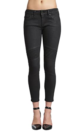 3a5bbd2b Mavi Women's Aura Skinny Biker Jeans at Amazon Women's Jeans store