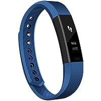 Antimi Fitness Armband, fitness tracker smart bracelet Smartwatch für Android Smartphone und iPhone, Schrittzähler, Push-Message und Anrufer - ID Benachrichtigung