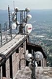 Home Comforts LAMINATED POSTER Parabolic Mirrors Satellite Dish Antenna Poster