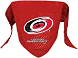 Hunter Mfg. LLP NHL Carolina Hurricanes Pet Bandana, Team Color, Large