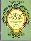Complete London Symphonies in Full Score, Series 1