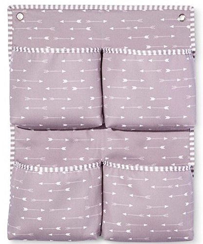 Changing Table Island (Baby Nursery Hanging Pocket Storage Bag with Arrows)