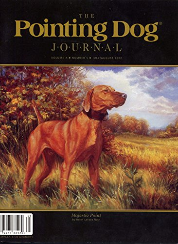 Pointing Dog Journal