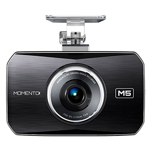 Momento m5 full hd dual dash cam best dashboard camera for M5s camera