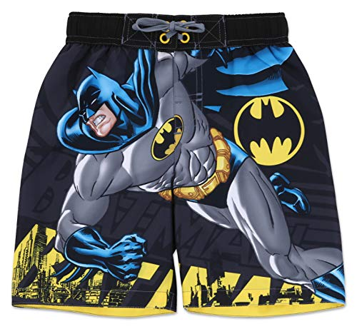 Dreamwave Boys Batman Swim Trunk -