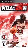 NBA 2K11 - Sony PSP