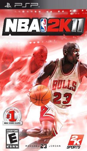 NBA 2K11 - Sony PSP by 2K Games