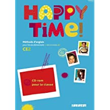 Happy Time!: CD-ROM Classe CE2