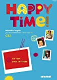 Happy Time - Coffret - CD audio + DVD classe