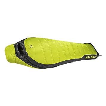 SALEWA Flare 18 SB Saco de Dormir, Unisex, Amarillo (Yellow), Talla Única: Amazon.es: Deportes y aire libre