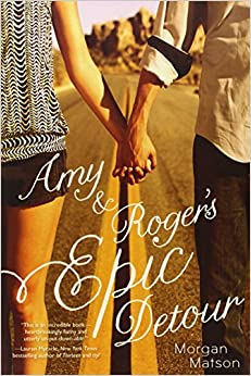Image result for amy and roger's epic detour cover