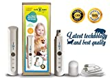 TOP #1 - CUTE PAWS - 2017 ALL NEW 2-Speed Electric Dog - Cat Nail Clipper Grinder – For Painless Paws Grooming - Trimming - Clipping - Shaping - and Smoothing. BONUS items worth upto $15 included!!!!