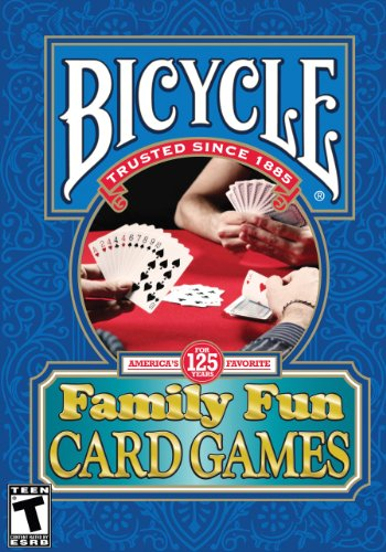 Encore 20940 Bicycle Family Games