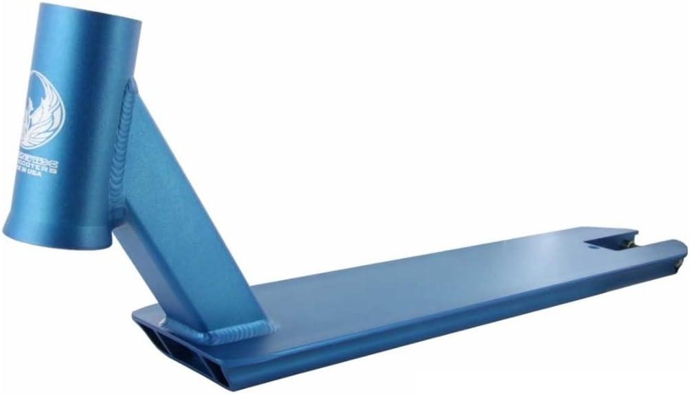 NJ Phoenix Integrated Deck PRO 19.5 x 4.0 Blue TCO SHOP