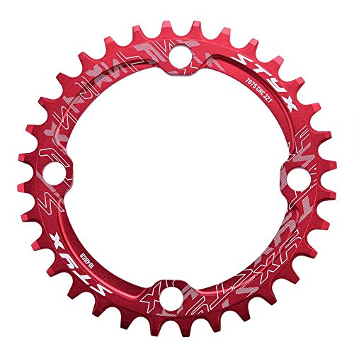 Narrow Wide Chainring 104BCD 32/34/36/38T Single Chainring, for sale  Delivered anywhere in Canada