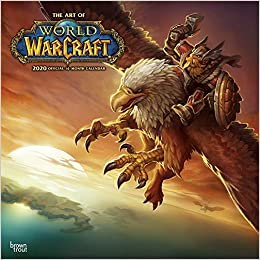 Best Wow Ui 2020 World of Warcraft 2020 12 x 12 Inch Monthly Square Wall Calendar
