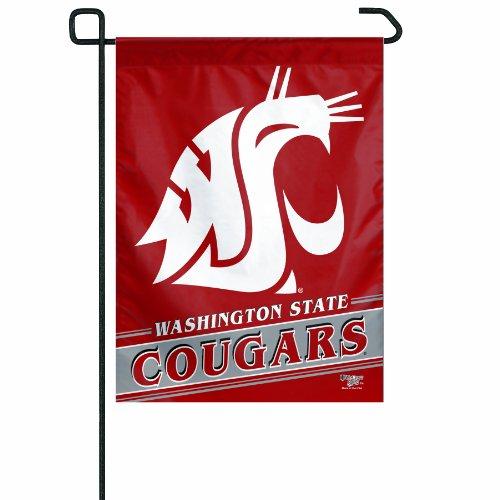 NCAA Washington State Cougars Garden - Cougars Garden