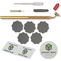 [SMART-BOX] Lakstift voor autolak - krassen en steenslag perfect en eenvoudig repareren - met Duitse handleiding   Loew…