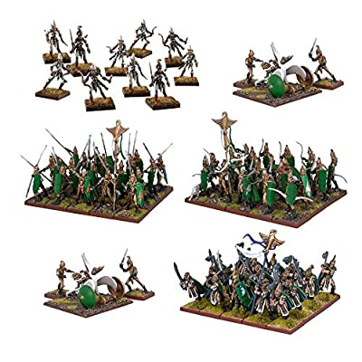 Kings Of War - Elf Starter Army from Mantic Entertainment Ltd
