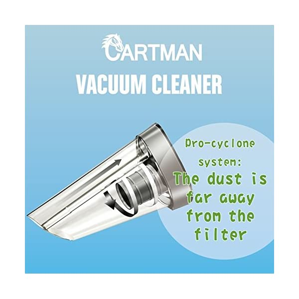 Cartman Vacuum Cleaner