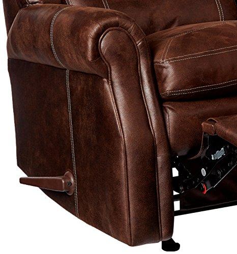 Farmhouse Accent Chairs Lane Home Furnishings 8069-19 Shiloh Sable Shiloh Recliner farmhouse accent chairs