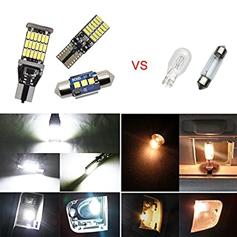 BD Photoelectric Technology Co T15 W16W 921 912 Backup lights + T10 W5W 194 Interior Bulb + 1.25 3030 31MM Festoon Dome Map Door Courtesy License Plate Light Ltd 2 Boodlied 1200lm Canbus No Error Free Led Bulb No Polarity
