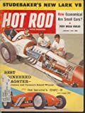 HOT ROD Studebaker Lark V8 Ike Iacono GMC-6 ++ 1 1959