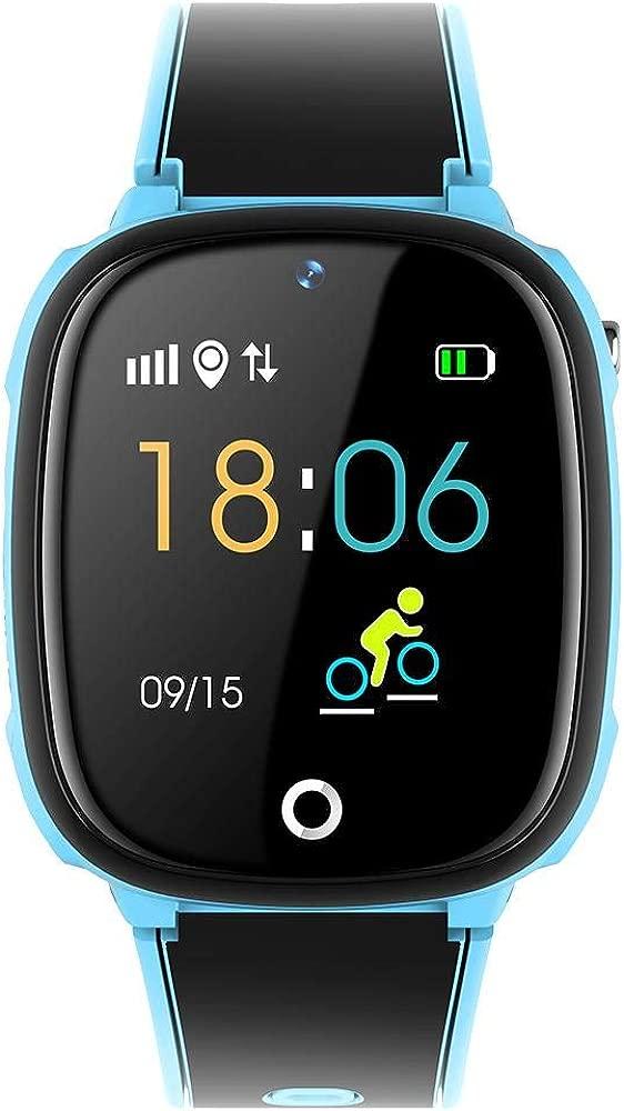Niños y Niñas Mirando hw11 Smart Watch, 1.44 Pulgadas de ...